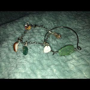 Jewelry - Shell & Glass Bracelets